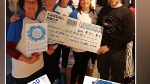 La Cursa de la Dona de l'Escala entrega 8372 euros