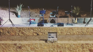 200 Persones a la cantada d'havaneres del Camp dels Pilans