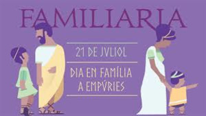 Familiaria torna aquest dissabte al jaciment d'Empúries amb més recreació històrica i novetats