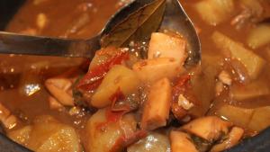 1100 menús servits a les Jornades Gastronòmiques de la sèpia.