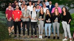 Joan Ureña i Ignasi Massó han estat premiats i parlen del seu futur