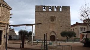 Obres a Sant Martí d'Empúries