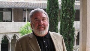 Creu de Sant Jordi per Eduard Carbonell