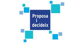 Últims dies per votar els pressupostos participatius