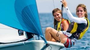 Les Dones al Mar del Club Nàutic l'Escala torna a ser un èxit