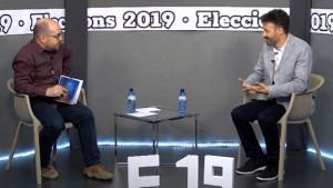 EM'16: La Jornada electoral 20/05/19 (IV)