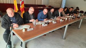 Acord per a la promoció conjunta del PN del Montgrí