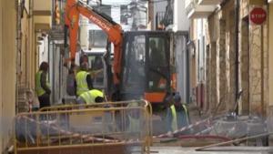Comencen les obres de la segona fase del carrer Codolar