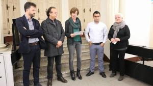 Exposició de Basili Gironès a Figueres