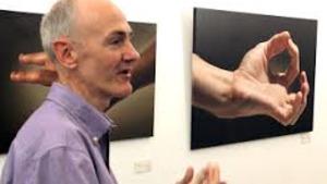 Javier Arizabalo és el primer pintor convidat a l'Escala d'Art