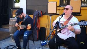 Concert de blues a l'Alfolí