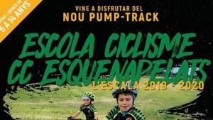 Jornada de portes obertes de l'escola infantil de ciclisme
