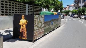 L'Ajuntament renova contenidors soterrats