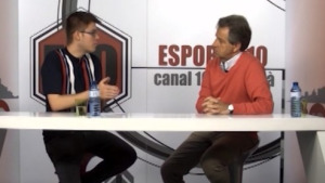 El president del FC l'Escala és crític amb la situació actual del primer equip