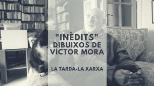 La Tarda - Exposició de dibuixos de Víctor Mora