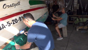 Taller de restauració de barques