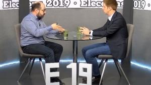 Eleccions Municipals 2019 - Caps de llista JuntsxCatalunya