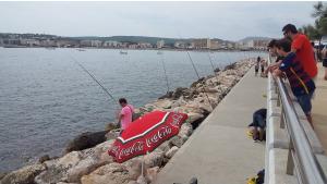 Desena edició del Concurs de Pesca de Festa Major
