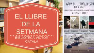 El llibre de la setmana - Club de lectura d'estiu (Montse Castaño)