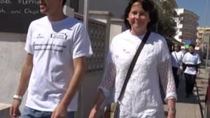 Es recapten 1.700 euros en la vuitena caminada contra el càncer