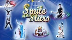 El Circ Smile a l'Escala per representar