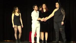 Oriart presenta Cabaret Passion Rouge al CER