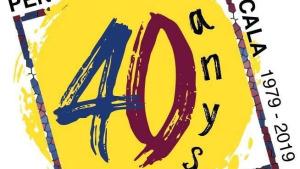 40 anys de la Penya Blaugrana de l'Escala