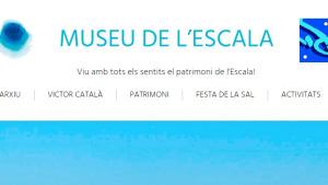 Presentació del nou web museudelescala.cat