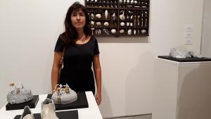 La ceramista Lucía Díaz guanya la Beca de Primavera