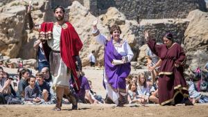 L'Escala reviu el seu passat amb el Triumvirat Mediterrani
