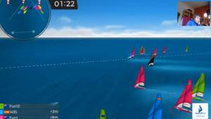 El Club Nàutic organitza regates virtuals