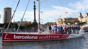 Gerard Marín lamenta la suspensió de la Barcelona World Race