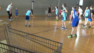 Un campus de bàsquet i un casal infantil, per Setmana Santa