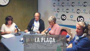 La Plaça (política) 24/10/17