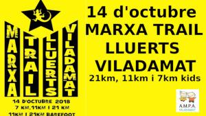 La Marxa Trail dels Lluerts a Viladamat, aquest diumenge
