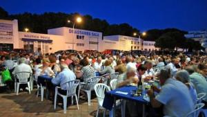El Club Nàutic l'Escala celebra el Dia del soci