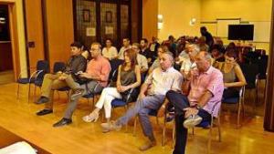 Reunió d'alcaldes per tractar temes de seguretat