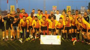 El FC l'Escala rep la visita del Sant Andreu