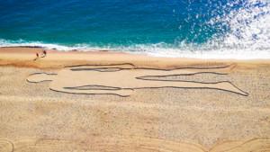 Portalblau aixeca el teló amb un acte de denúncia contra la tragèdia dels naufragis