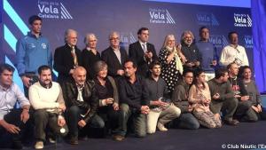 9 premis pel Club Nàutic a la Festa Catalana de la Vela