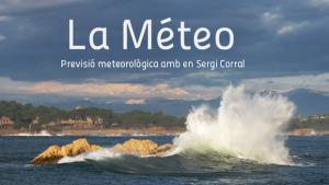 Previsió Méteo 05/04/2017