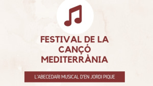 L'abecedari musical d'en Jordi Piqué-Festival de la Cançó Mediterrània