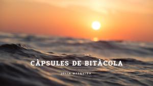 Capsules de Bitàcola - Nena Venetsanou