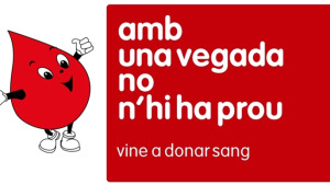 Campanya especial de donació de sang