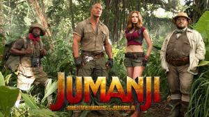 Cine a la fresca - Jumanji: Bienvenidos a la jungla
