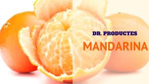 Dr. Productes - Madarina