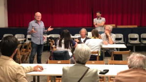 Taller col·lectiu de la primera fase dels pressupostos participatius