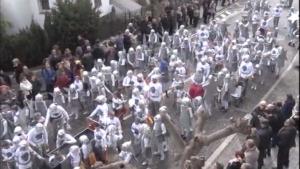 Més de 1200 disfresses desfilaran a la rua de diumenge