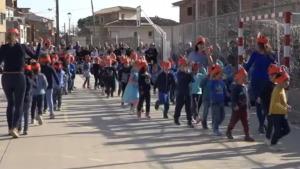 Ball de carnaval a l'Escola Empúries