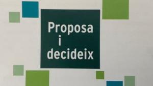 Taller públic per a elaborar propostes col·lectives per als pressupostos participatius